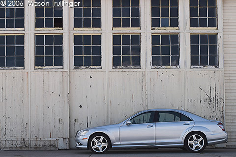 2007 mercedes s550, mercedes, s550, s 450, s class, s-class, 2007, sedan, long wheel base, lwb, luxury, premium, automotive photography, automotive photographer, mason trullinger