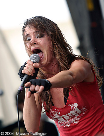 Juliette Lewis, Juliette & The Licks, punk, punk rock, metal, rock, alternative, Ventura, Seaside Park, Vans Warped Tour, Warped Tour, Santa Barbara, photographer, music, concerts, photography, pictures, fotos