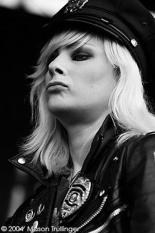 Maja Ivarsson, The Sounds, punk, punk rock, metal, rock, alternative, Ventura, Seaside Park, Vans Warped Tour, Warped Tour, Santa Barbara, photographer, music, concerts, photography, pictures, fotos
