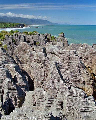 southern alps, pancake, pancake rocks, rocks, mountains, ocean, waves, surf, river, trees, forest, new zealand, south island, wellington, queenstown, auckland, nz, landscape, travel, photographer, photography, pictures, fotos